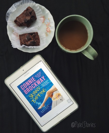 Book and Coffee (and Brownies too!)